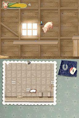 Schweinchen Wilbur und seine Freunde (DS)  Archiv - Screenshots - Bild 3