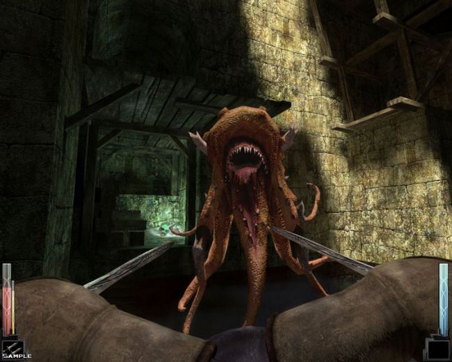 Dark Messiah of Might & Magic Archiv #1 - Screenshots - Bild 14