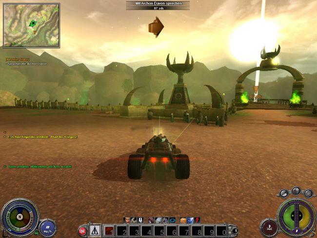 Auto Assault  Archiv - Screenshots - Bild 9