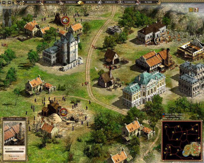 Cossacks 2: Battle for Europe  Archiv - Screenshots - Bild 8