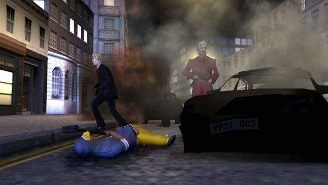 Gangs of London (PSP)  Archiv - Screenshots - Bild 13