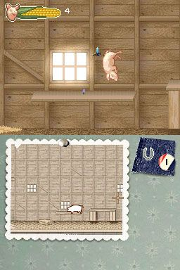 Schweinchen Wilbur und seine Freunde (DS)  Archiv - Screenshots - Bild 4
