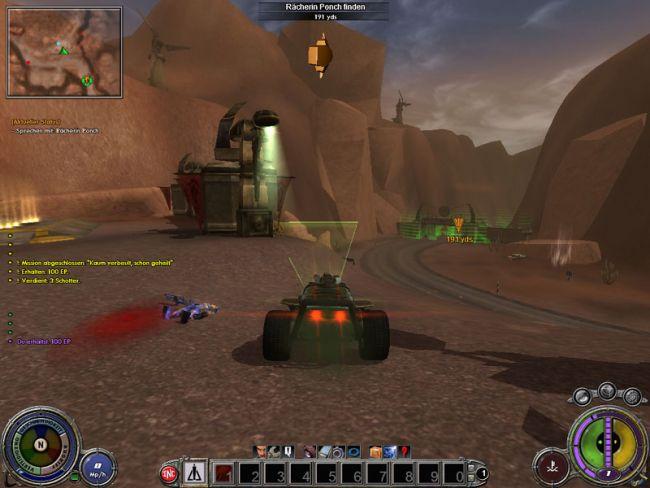 Auto Assault  Archiv - Screenshots - Bild 11