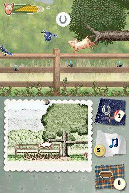 Schweinchen Wilbur und seine Freunde (DS)  Archiv - Screenshots - Bild 2