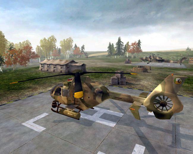 Battlefield 2: Armored Fury  Archiv - Screenshots - Bild 5