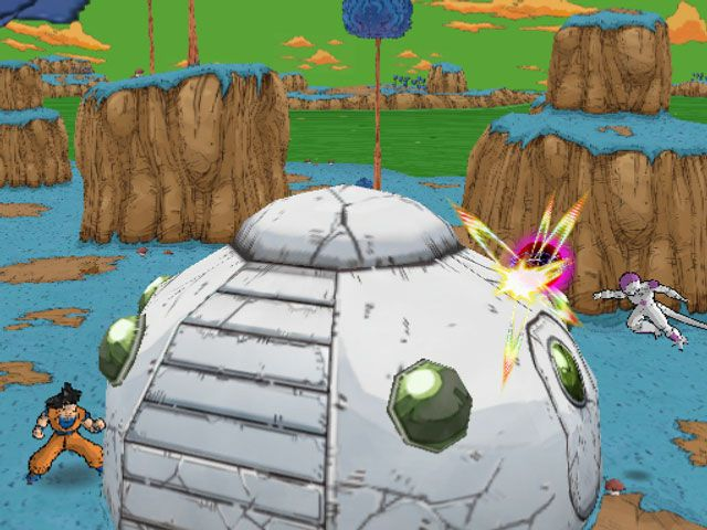 Super Dragon Ball Z  Archiv - Screenshots - Bild 5