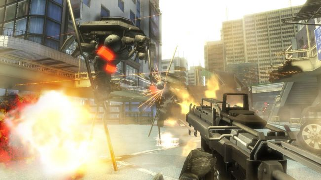 Coded Arms Assault  Archiv - Screenshots - Bild 13