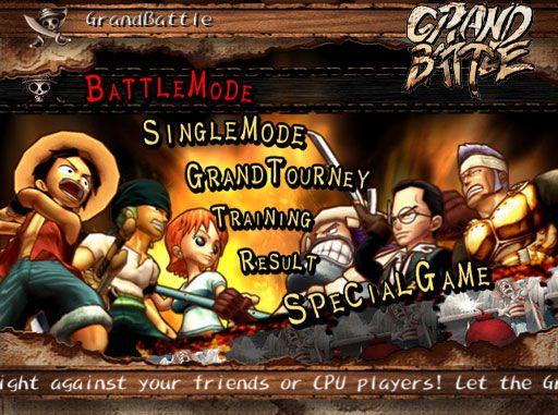 One Piece Grand Adventure  Archiv - Screenshots - Bild 64