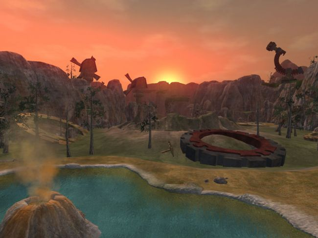 EverQuest 2: Echoes of Faydwer  Archiv - Screenshots - Bild 34
