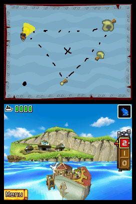 Legend of Zelda: Phantom Hourglass (DS)  Archiv - Screenshots - Bild 48