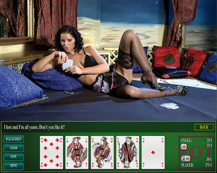 Strip Poker Spielen