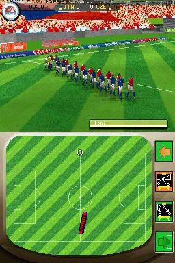 FIFA Fussball-Weltmeisterschaft 2006 (DS)  Archiv - Screenshots - Bild 2