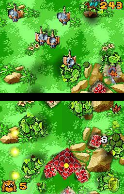Flipper Critters (DS)  Archiv - Screenshots - Bild 3