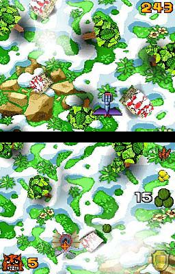 Flipper Critters (DS)  Archiv - Screenshots - Bild 14