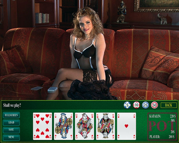 Strip photo poker supreme
