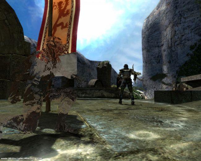 Dark Messiah of Might & Magic Archiv #1 - Screenshots - Bild 2
