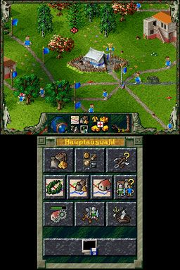 Siedler (DS)  Archiv - Screenshots - Bild 41
