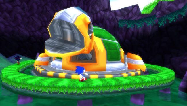 Sonic Rivals (PSP)  Archiv - Screenshots - Bild 34