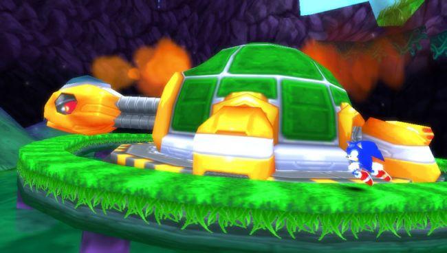 Sonic Rivals (PSP)  Archiv - Screenshots - Bild 27