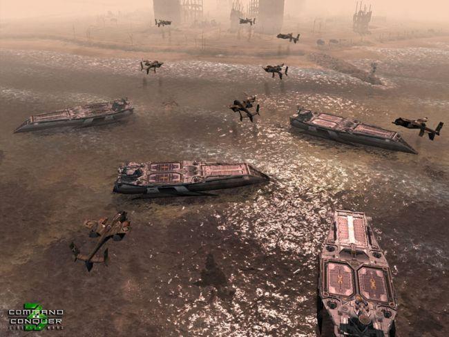 Command & Conquer 3: Tiberium Wars  Archiv - Screenshots - Bild 64