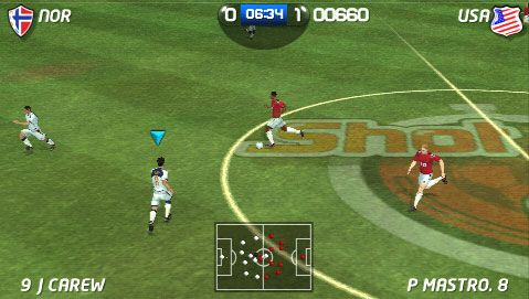 World Tour Soccer 2 (PSP)  Archiv - Screenshots - Bild 7