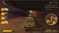 Cars (PSP)  Archiv - Screenshots - Bild 2