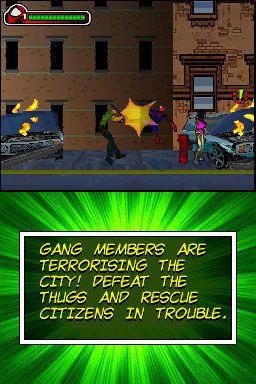 Spider-Man: Battle for New York (DS)  Archiv - Screenshots - Bild 2