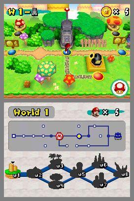 New Super Mario Bros. (DS)  Archiv - Screenshots - Bild 3