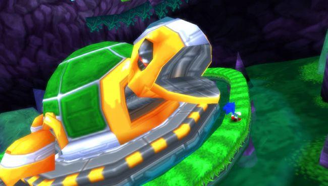 Sonic Rivals (PSP)  Archiv - Screenshots - Bild 33