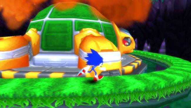 Sonic Rivals (PSP)  Archiv - Screenshots - Bild 29