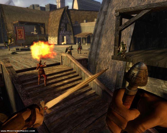 Dark Messiah of Might & Magic Archiv #1 - Screenshots - Bild 6