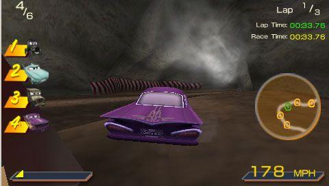 Cars (PSP)  Archiv - Screenshots - Bild 6