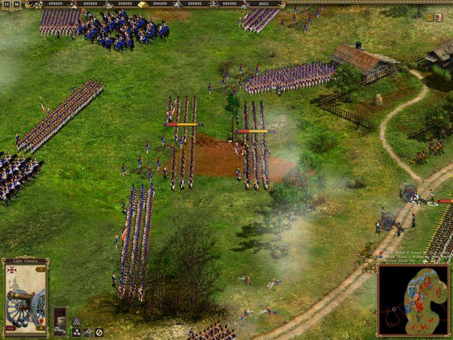Cossacks 2: Battle for Europe  Archiv - Screenshots - Bild 2