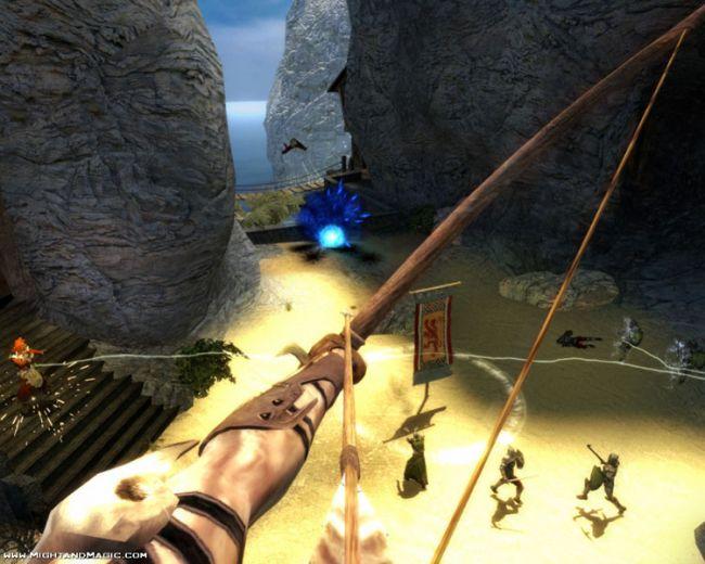 Dark Messiah of Might & Magic Archiv #1 - Screenshots - Bild 7