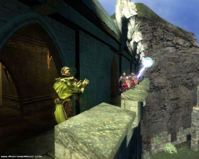 Dark Messiah of Might & Magic Archiv #1 - Screenshots - Bild 4