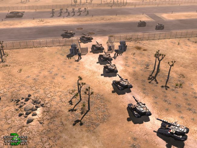 Command & Conquer 3: Tiberium Wars  Archiv - Screenshots - Bild 65