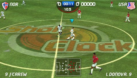 World Tour Soccer 2 (PSP)  Archiv - Screenshots - Bild 4