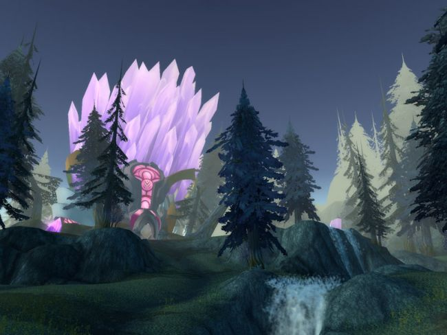 World of WarCraft: The Burning Crusade  Archiv - Screenshots - Bild 116