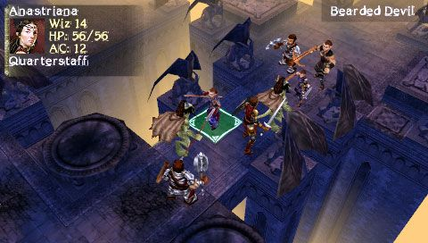 Dungeons & Dragons: Tactics (PSP)  Archiv - Screenshots - Bild 18
