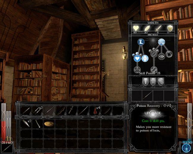 Dark Messiah of Might & Magic  Archiv #2 - Screenshots - Bild 40