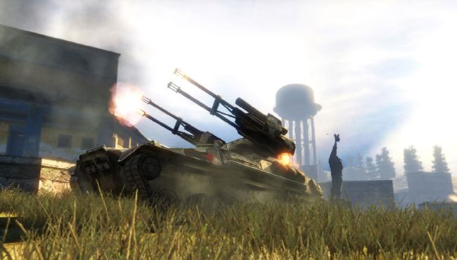 Frontlines: Fuel of War  Archiv - Screenshots - Bild 22