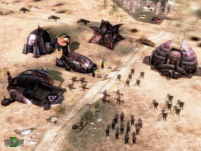 Command & Conquer 3: Tiberium Wars  Archiv - Screenshots - Bild 51
