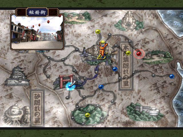 Naruto: Uzumaki Chronicles  Archiv - Screenshots - Bild 17