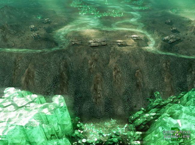Command & Conquer 3: Tiberium Wars  Archiv - Screenshots - Bild 62