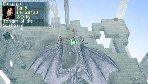 Dungeons & Dragons: Tactics (PSP)  Archiv - Screenshots - Bild 26