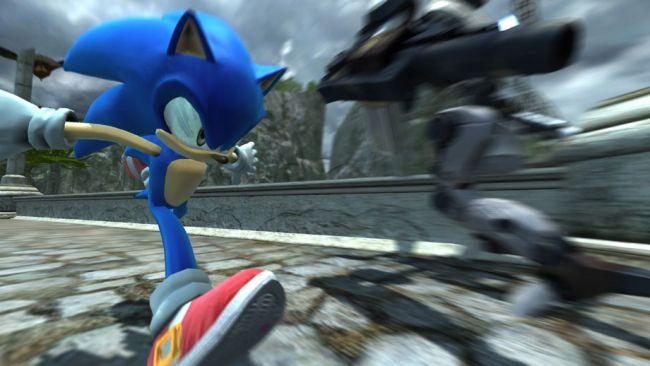 Sonic the Hedgehog  Archiv - Screenshots - Bild 14