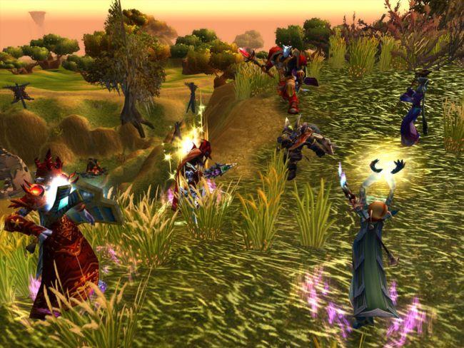 World of WarCraft: The Burning Crusade  Archiv - Screenshots - Bild 91