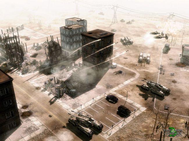 Command & Conquer 3: Tiberium Wars  Archiv - Screenshots - Bild 58