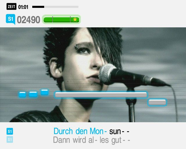 SingStar: Deutsch Rock-Pop  Archiv - Screenshots - Bild 6