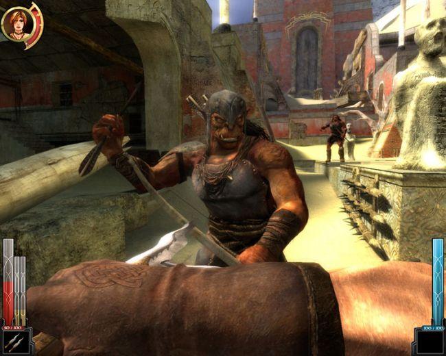 Dark Messiah of Might & Magic  Archiv #2 - Screenshots - Bild 27